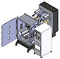 Компания РОБВАК представляет на рынок тонкопленочных технологий машину рулонного напыления Roll300 – оптимальный по цене и качеству выбор для производств пленочно-фольгированных <i>напыления</i> изделий.