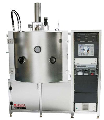 Современная вакуумная напылительная система для электронно-лучевого напыления, собранная из комплектующих ведущих производителей, с полностью автоматической системой контроля, предназначенная для вакуумного напыления в оптических приложениях: оптических фильтров, оптических зеркал, линз и т.д. Вакуумная напылительная система CORAS позволяет проводить вакуумное напыление тонких плёнок высокого качества, вакуумное напыление сопровождается ионным ассистированием низкоэнергетичными ионами.