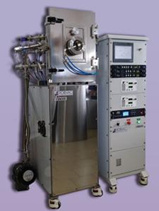 Вакуумная магнетронная напылительная система VSM производства РОБВАК (Россия), установленная в лаборатории заказчика