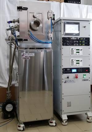 Вакуумная магнетронная напылительная система VSM производства РОБВАК (Россия)